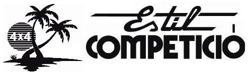 Web site del Concesionario Estil Competicio.